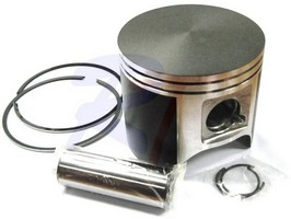 RTT-420-889-054. Поршень (+1.00) с кольцами Skandic 550 WT