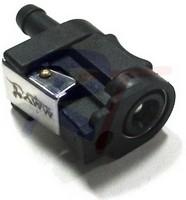 RTT-6E5-24305-04. Коннектор топливный, штуцер RTT-6E5-24305-04