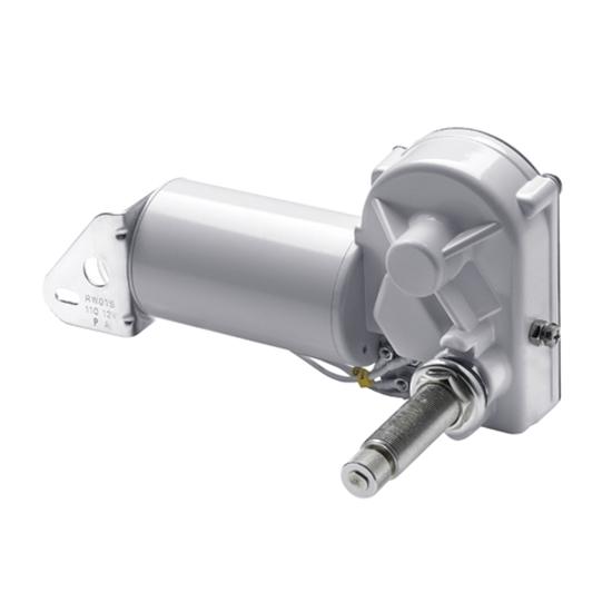 RW02A. Моторчик стеклоочистителя 24В, вал 50мм RW02A