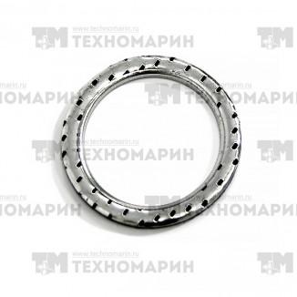 S410250012007. Уплотнительное кольцо глушителя Yamaha