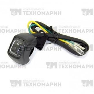 SM-08581-1. Выключатель на руль пылевлагозащищенный Polaris/BRP SM-08581-1