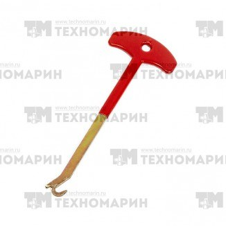 SM-12206. Съемник пружин глушителя SM-12206