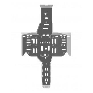 ST-2078. Защита днища Polaris