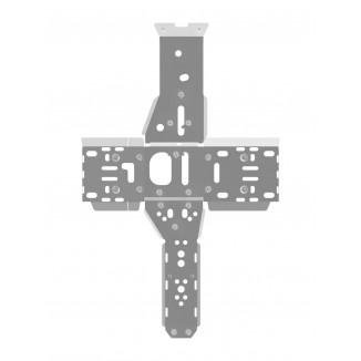 ST-2080. Защита днища Polaris