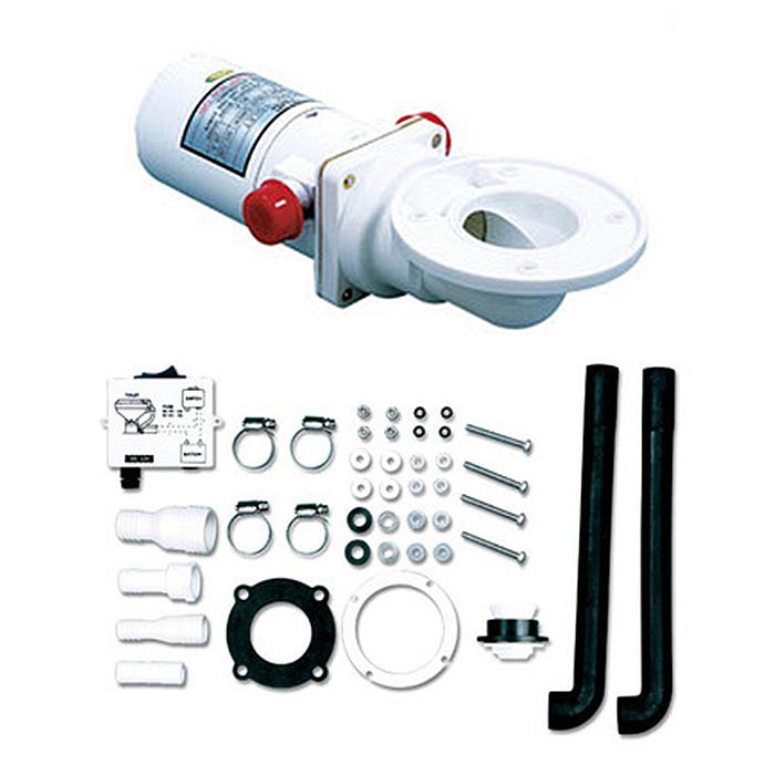 TMC-00046_12. Ремкомплект для электрических унитазов 99907, 99909, 99910. 12В