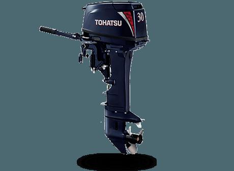 Tohatsu M 30H EPL. Лодочный мотор Tohatsu M 30H
