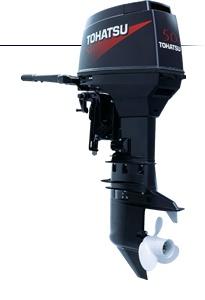 Tohatsu M 50D2 EPTOS. Лодочный мотор Tohatsu M 50D2 EPTOS