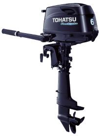 Tohatsu MFS 6C S-S. Лодочный мотор Tohatsu MFS 6C SS