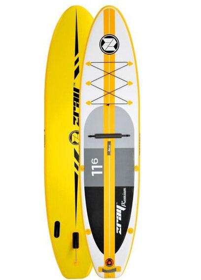 ZRAY SUP BOARD model A4. Надувная доска для sup-бординга ZRAY SUP BOARD  model  A4