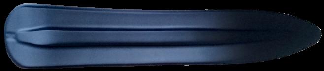 nk-sf200. Накладка-расширитель лыжи №20 для миниснегоходов, саней sportbox 890х185х6