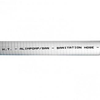 tpsal016_20. Шланг из ПВХ ALIMPOMP/SAN 20мм для сточных вод tpsal016_20
